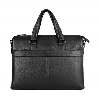 d04711f1f35e Портфель кожаный мужской Pellecon 102-21549 черный
