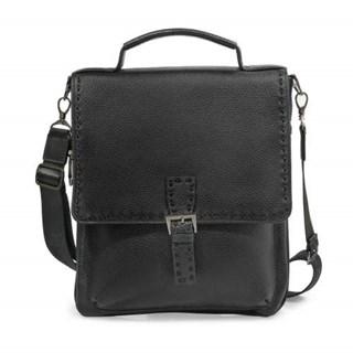 37e412659c50 Портфель кожаный мужской Pellecon 102-271 черный